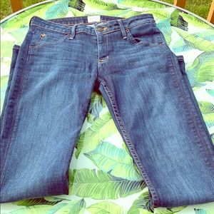 Hudson Midrise Carly Jeans